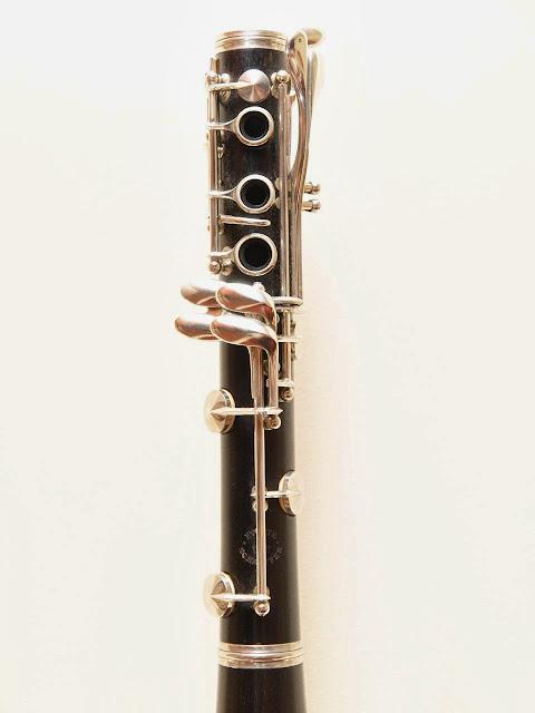 Clarinete Sistema Boehm en Si bemol