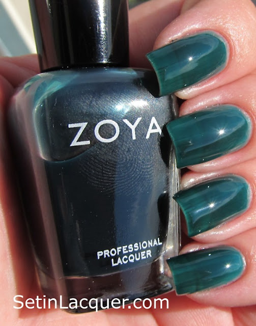 Zoya Frida in sunlight