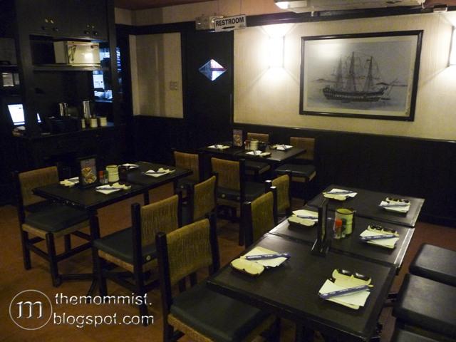 Nanbantei of Tokyo tables