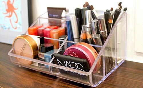 7 Increibles ideas para organizar tu maquillaje que ahorran tiempo en las mañanas