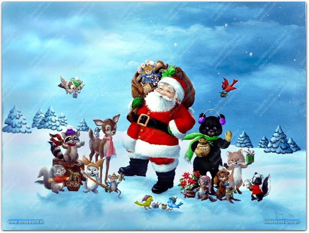 Christmass decoration  wallpapers