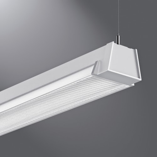 eaton 39 s cooper lighting linear led luminaire provides direct indirect illumination led news. Black Bedroom Furniture Sets. Home Design Ideas