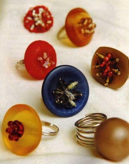 Reciclaje de botones manualidades mimundomanual - Manualidades de botones ...