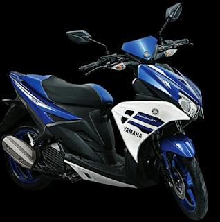 Yamaha Aerox 125LC