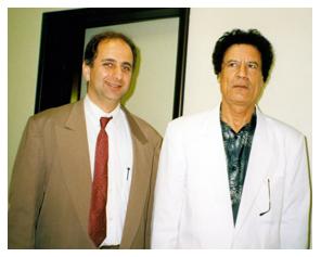 Gaddafi Plastic Surgery