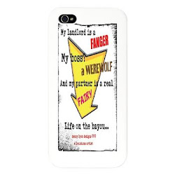 Life on the Bayou iPhone 5 Case