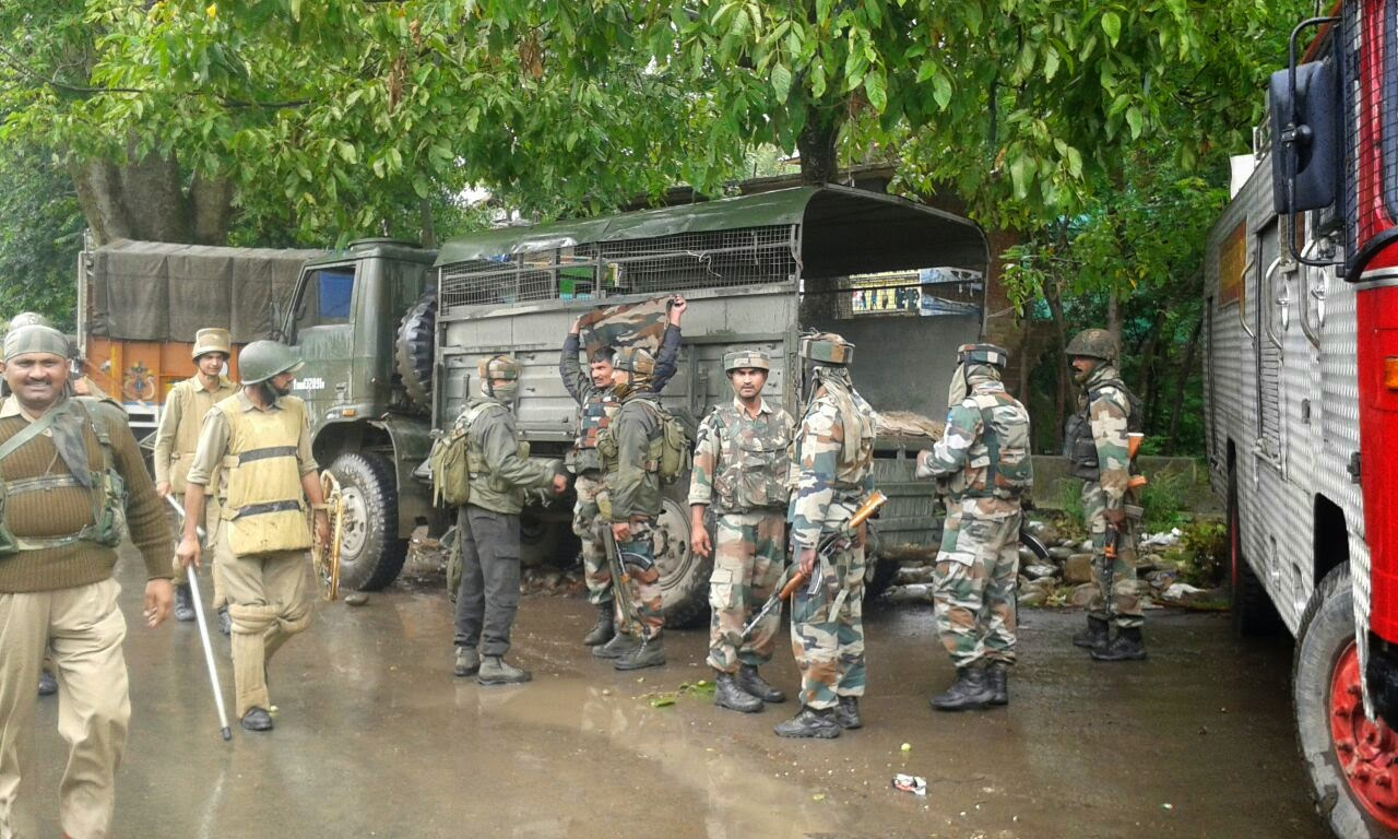Bodies of 2 Missing Indian Troops Recovered from Pulwama