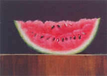 ACEO Watermelon