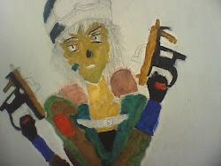 Lukisannya Rieno