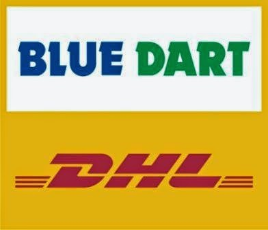 customer service blue dart