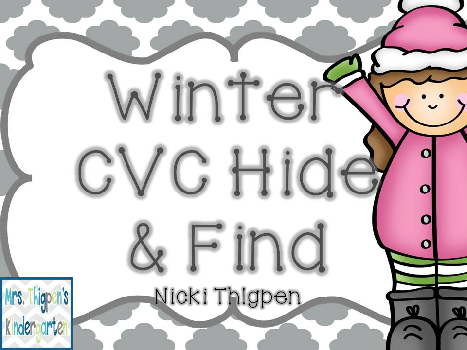 http://www.teacherspayteachers.com/Product/Winter-CVC-Hide-Find-1089649
