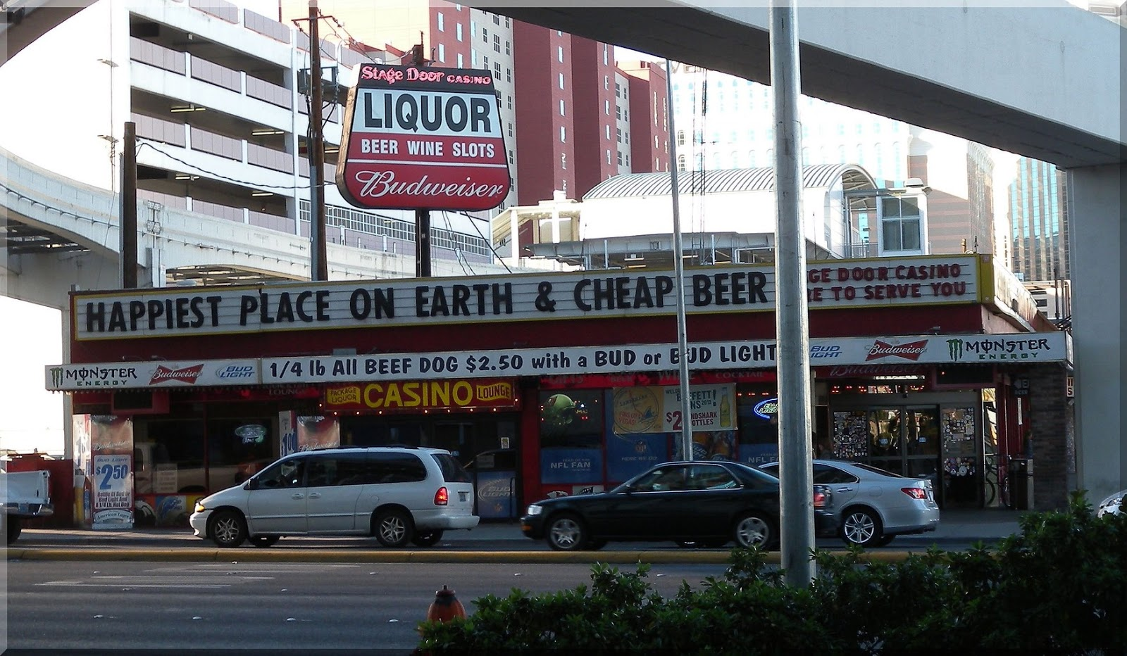 The Dive Bars of America Stage Door Casino (Las Vegas NV) & The Dive Bars of America: Stage Door Casino (Las Vegas NV) | Enuffa.com