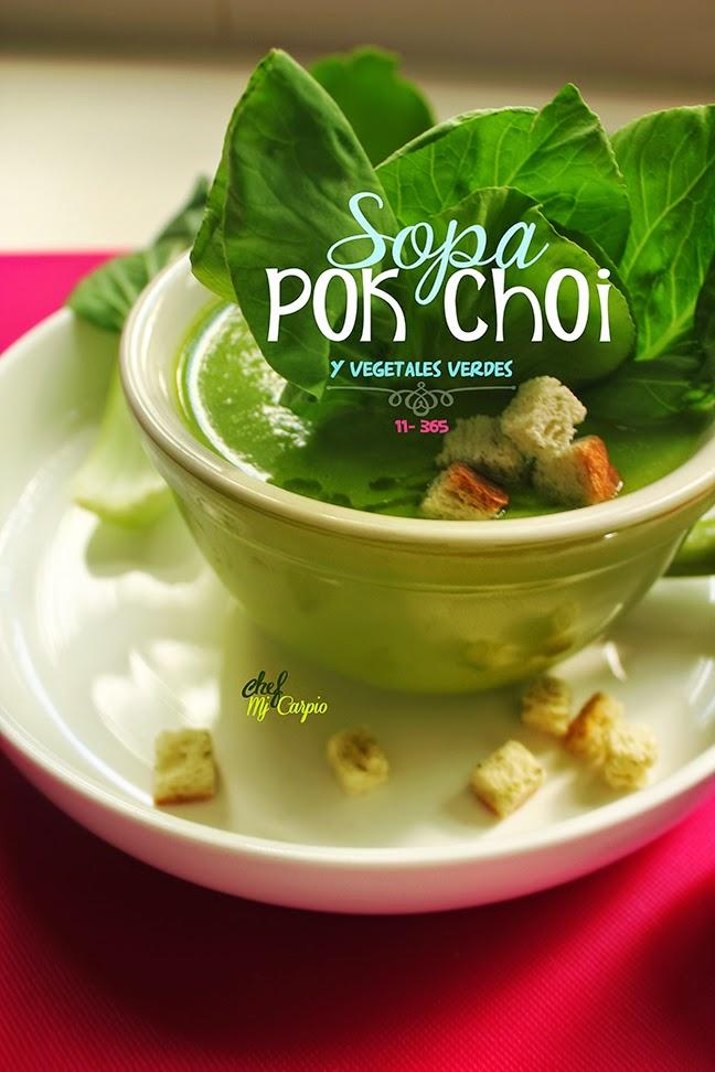 Sopa Pok Choi