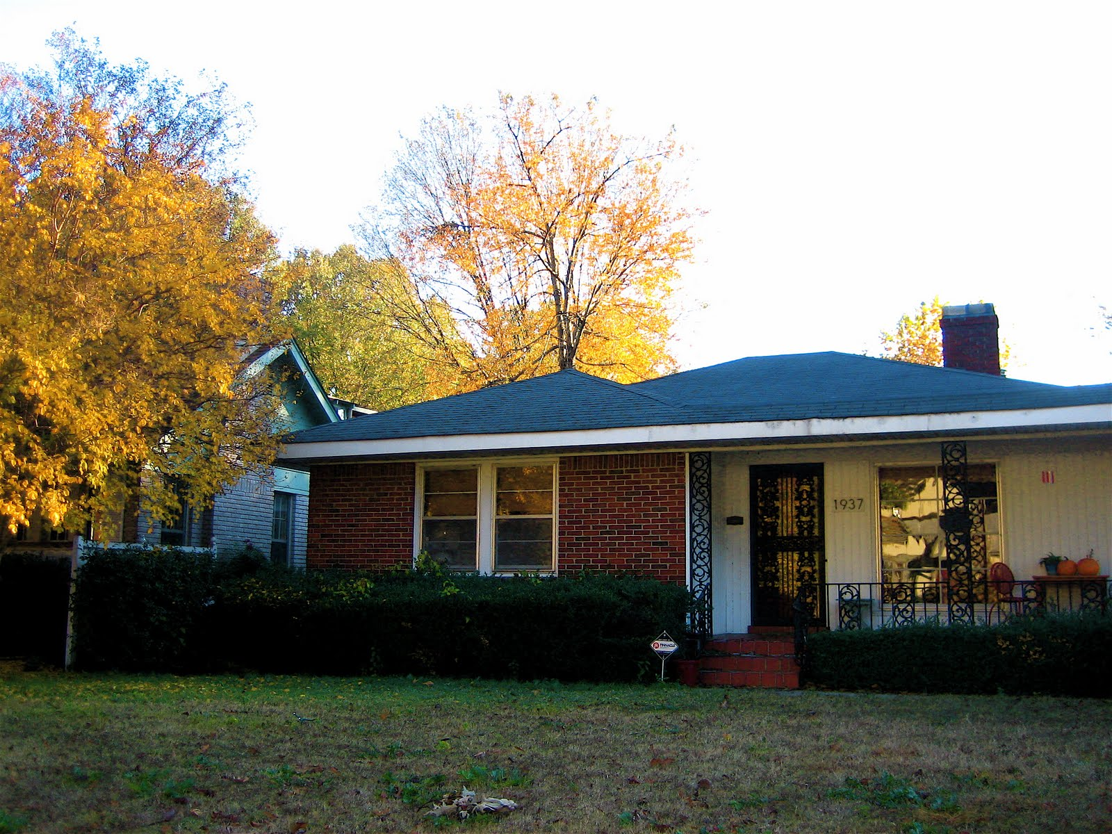 Makin' it in Memphis: {House}: Exterior Renovation Plans.