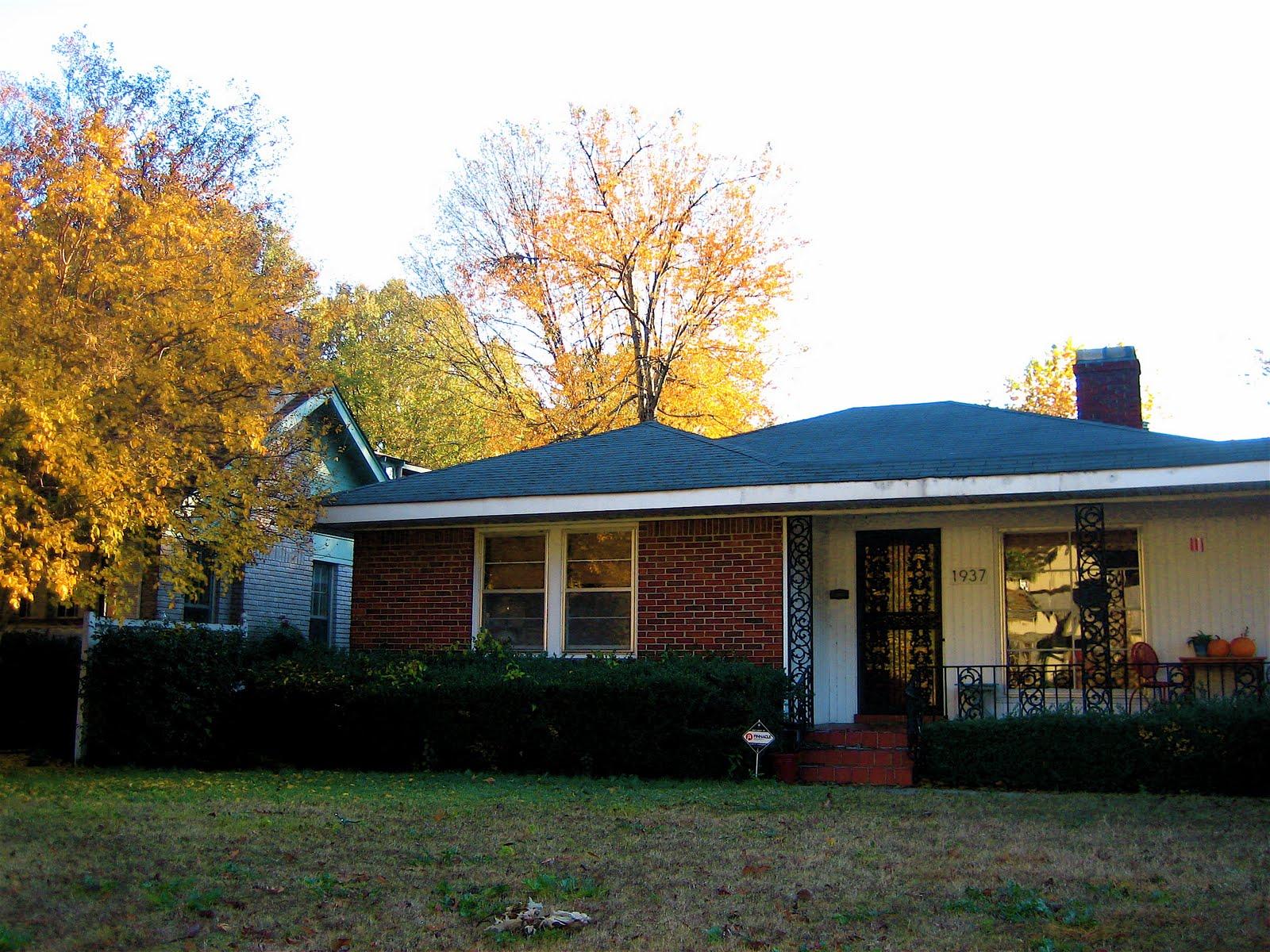 Makin' it in Memphis: {House}: Exterior Renovation Plans.