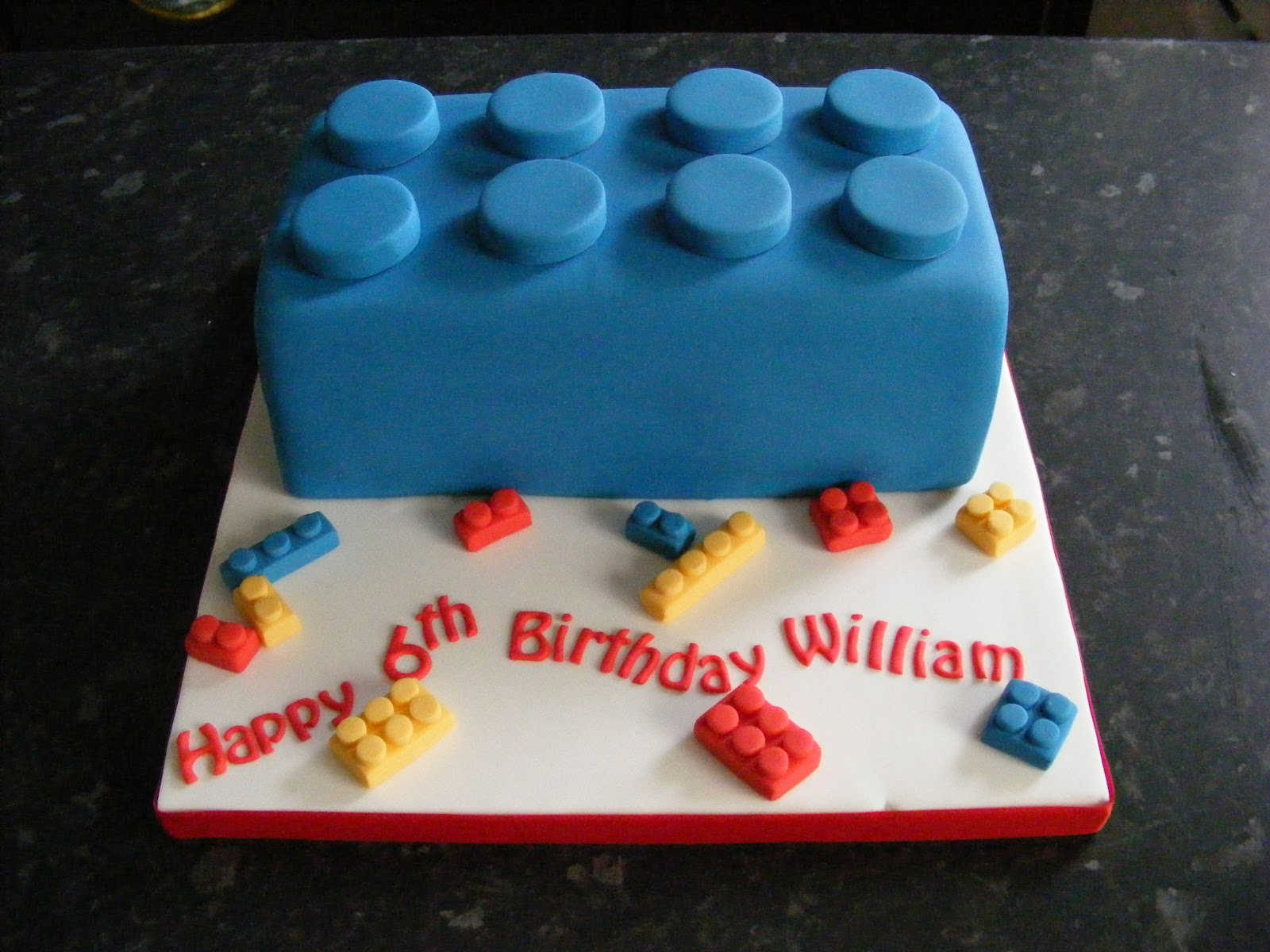 Glee Birthday Cake