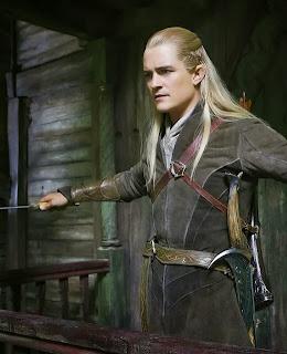 Fan favourite Orlando Bloom returns in The Hobbit