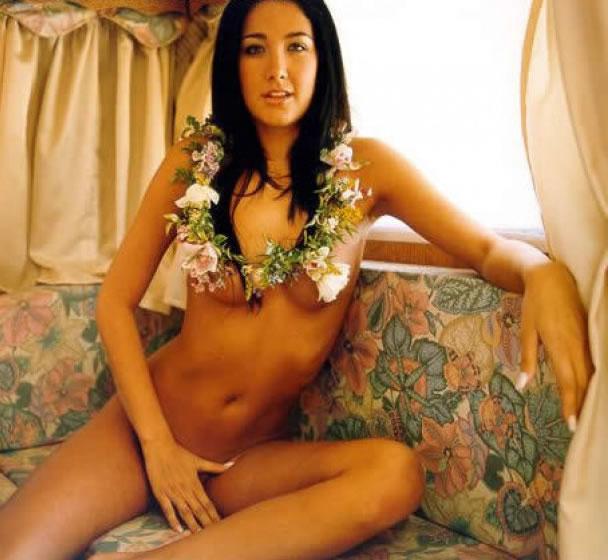 Helen Ganzarolli Nua Pelada Fotos Sensuais Gostosa Playboy