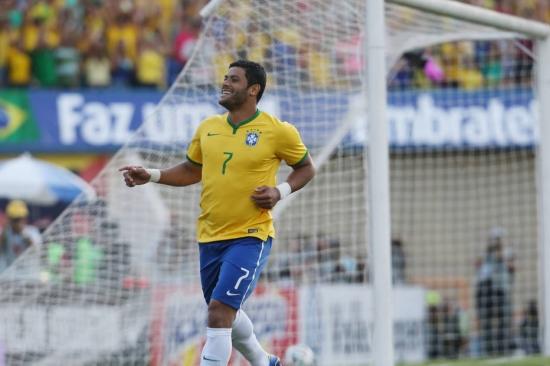 Atacante recebe primeira chance após fracasso na Copa do Mundo