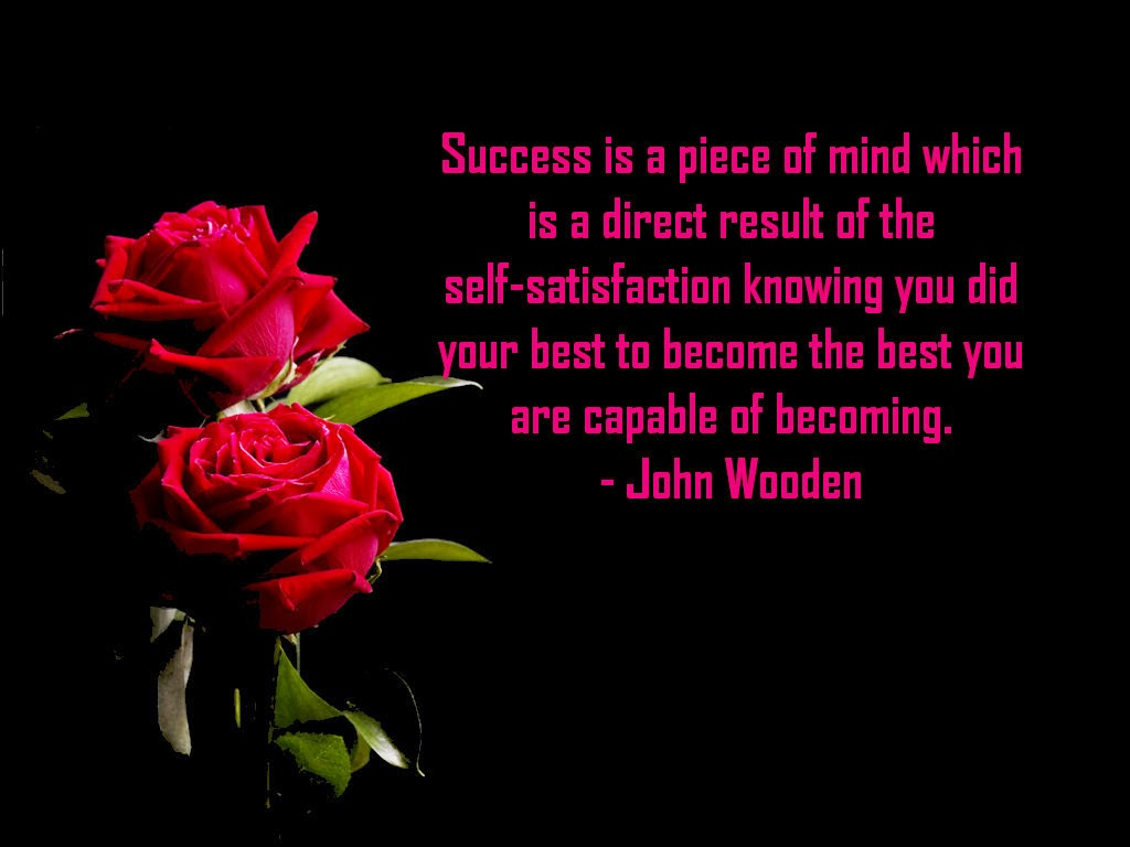 inspiration and motivation success quote wallpaper john