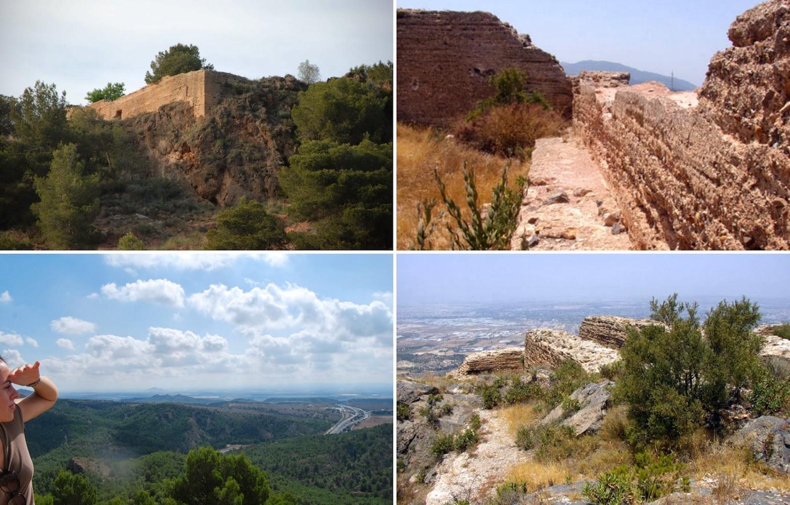 Castillo Asomada Vistas