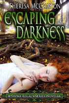 Win a $50 Visa Giftcard &amp; Ebook of Escaping Darkness (Ends 24th May 2013)