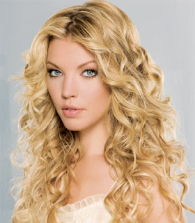 Curly Long Hairstyles