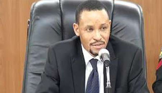 Code of Conduct Tribunal Chairman, Danladi Umar