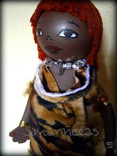 Fofucha etnia Etiopía Hamer-