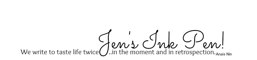 Jen&#39;s Ink Pen!