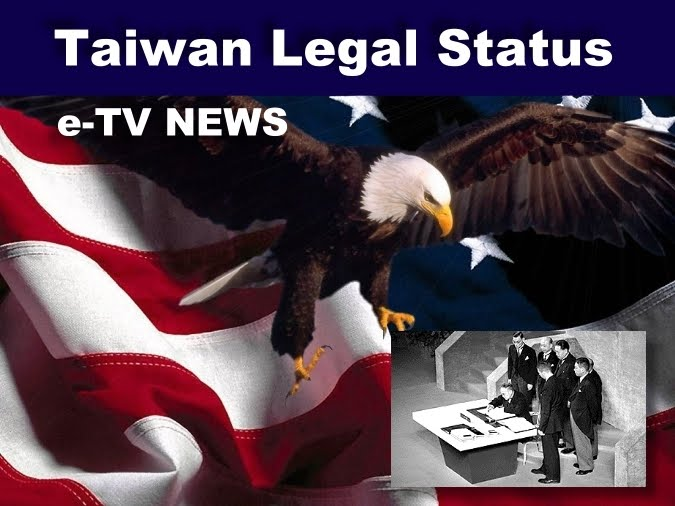 Taiwan Legal Status - eTV News
