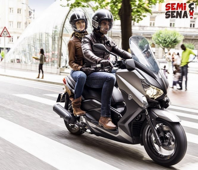Specifications and Latest Price Yamaha NMAX in 2017
