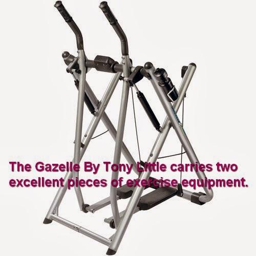 tony gazelle machine