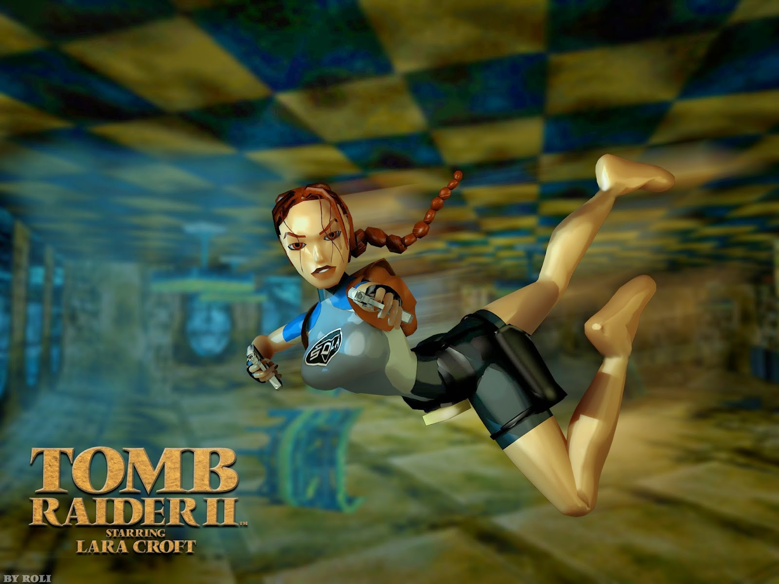 play tomb raider 1 online free no download