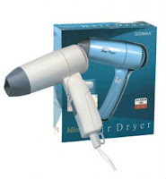 Ozomax Micro Hair Dryer