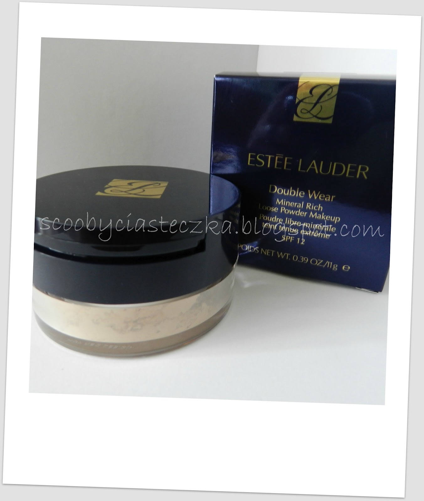 puder mineralny estee lauder czyli ameryka ski hit lata 2011 stellalily beauty blog. Black Bedroom Furniture Sets. Home Design Ideas