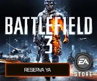 Reserva ya tu copia de Battlefield 3