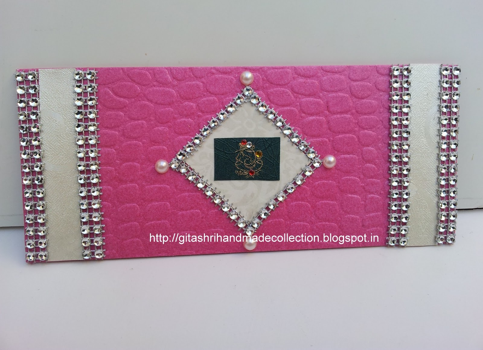 Designer Handmade Shagun Envelopes...!! | GitaShri Handmade Collection