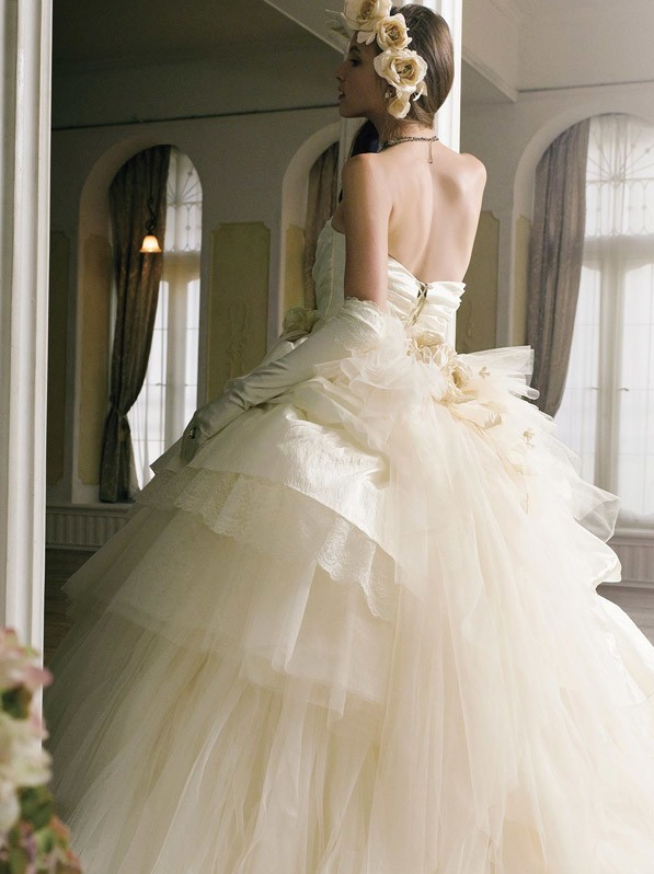 My Wedding Dress: Jill Stuart 2012 Wedding Dresses