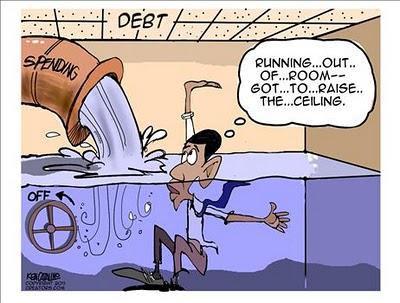 Random Picture Thread Debt-ceiling-obama-cartoons