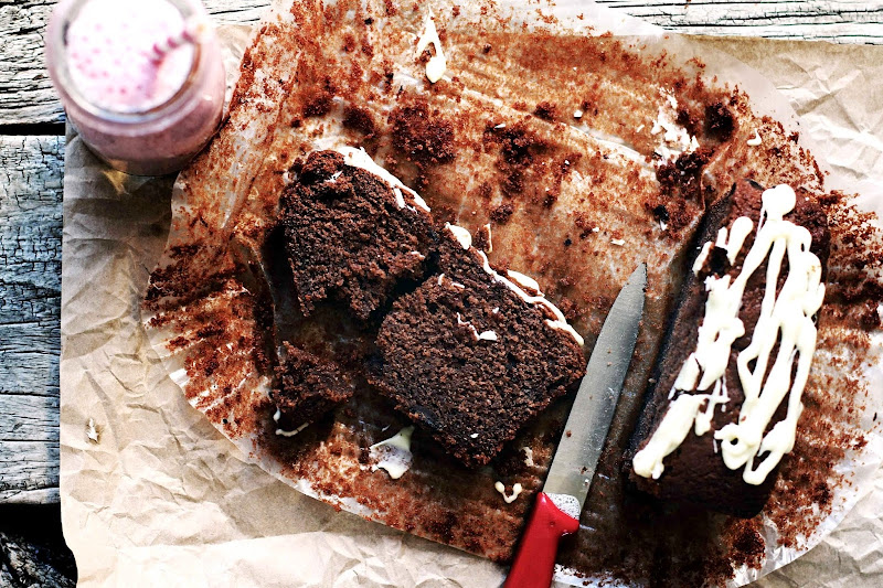 Chocolate Chip Loaf Cake With Self Raising Flour