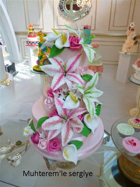 tasarım pasta