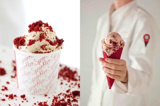 Sprinkles Cupcake Ice Cream
