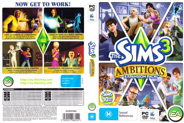 Free Download Sims 3 Ambitions Free Full Version