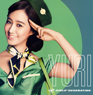 SNSD Yuri Girls Generation Girls & Peace Japan 2nd Tour