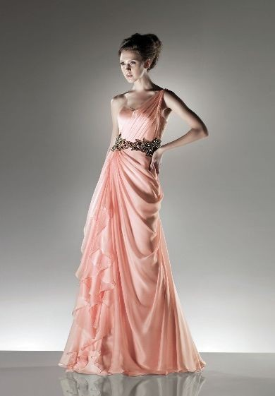 Whiteazalea Evening Dresses June 2012