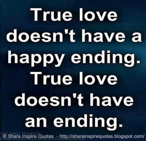 true love doesn 39 t have a happy ending true love doesn 39 t