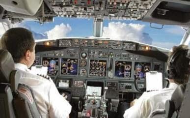 Sandi Rahasia Percakapan Pilot - Pramugari