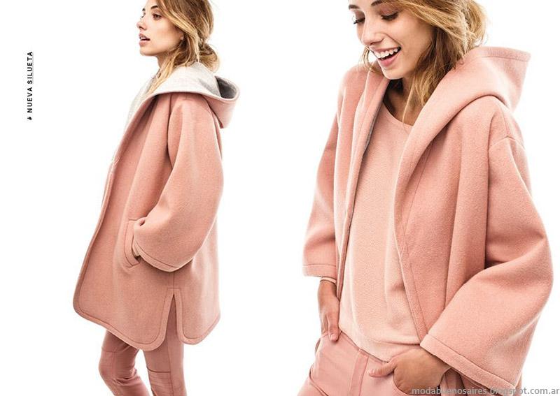 Moda invierno 2015 Mujer Argentina. Portsaid otoño invienro 2015 abrigos.