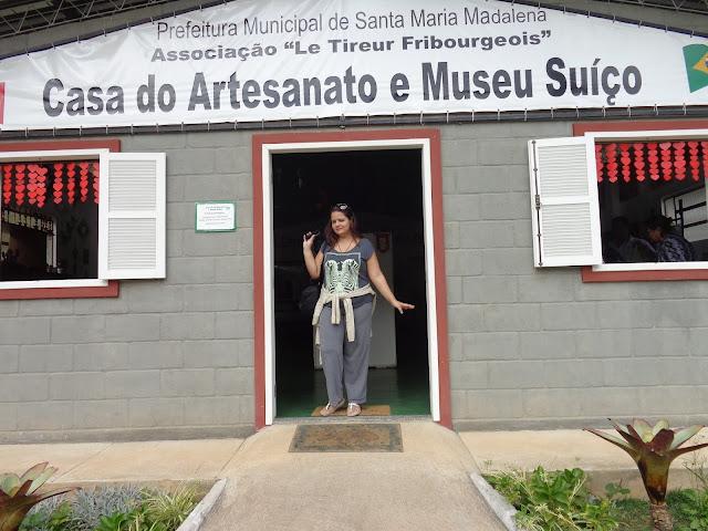 Artesanato e Museu